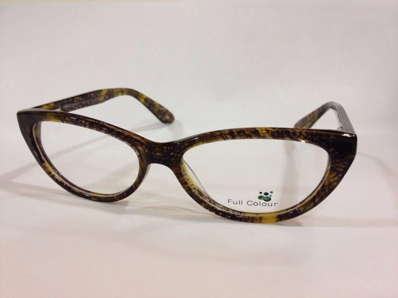 Gafas de pasta ojos de gato Full Colour 7004-8 Optiwell