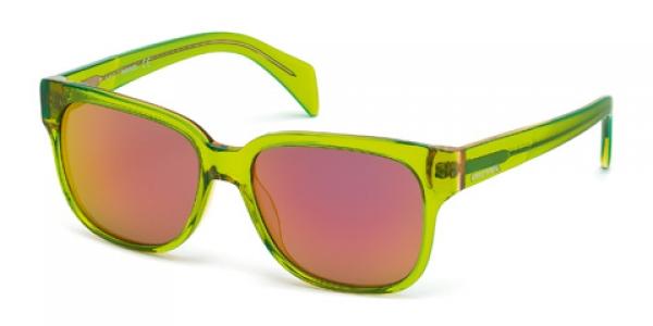 gafas de sol transparentes Diesel colección 2014