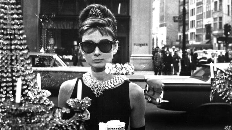 model dulleres de sol d'Audrey Hepburn